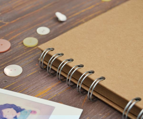 Dettaglio Album fotografico Guest book