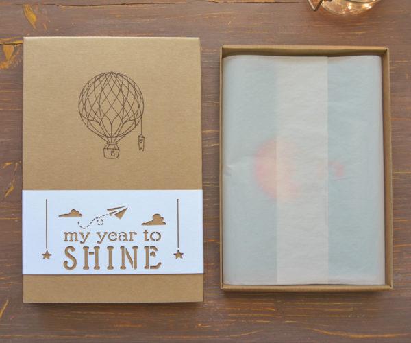 box My year to shine aperto