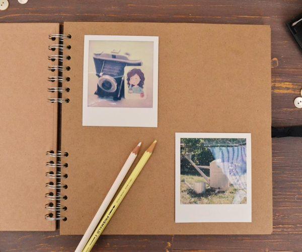 Interno Album fotografico grande