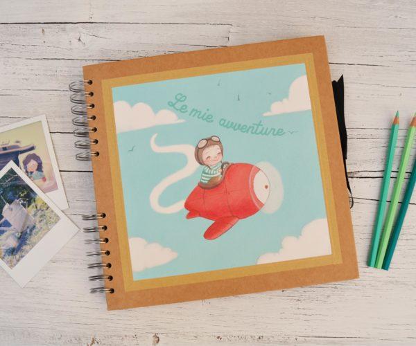 Album grande Le mie Avventure