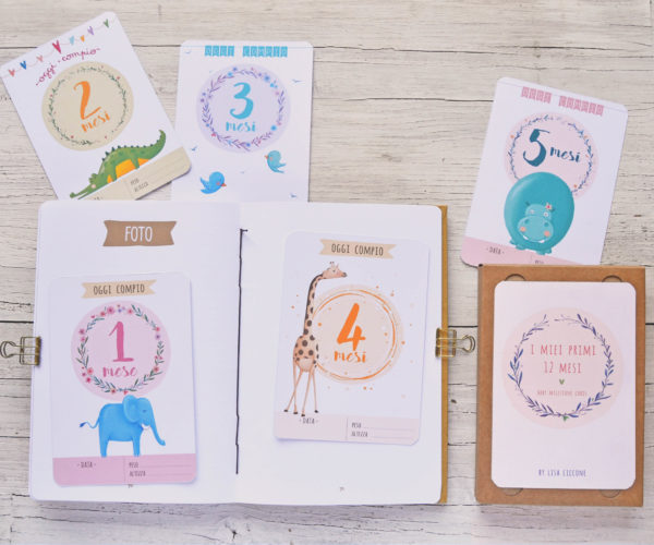 set 13 card Traguardi