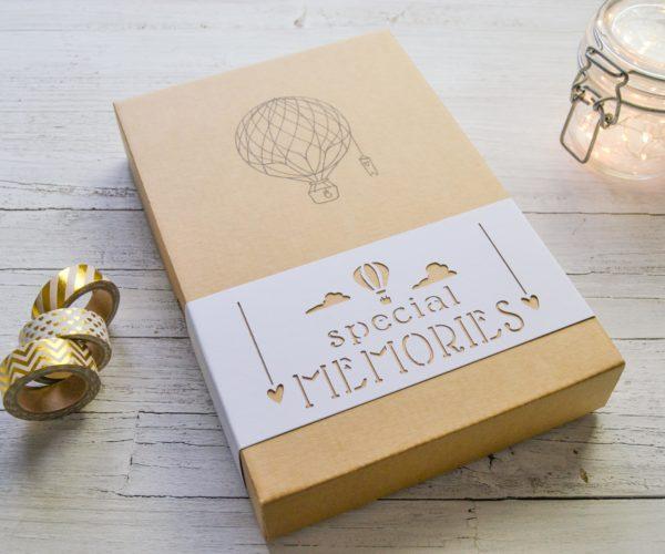 Box regalo Special memories