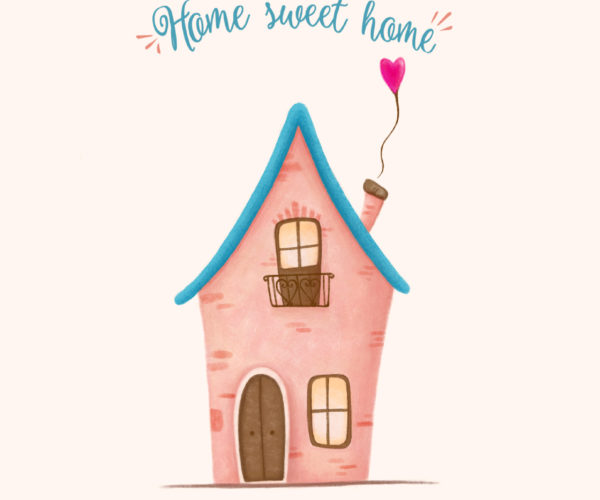 Stampa Sweet home