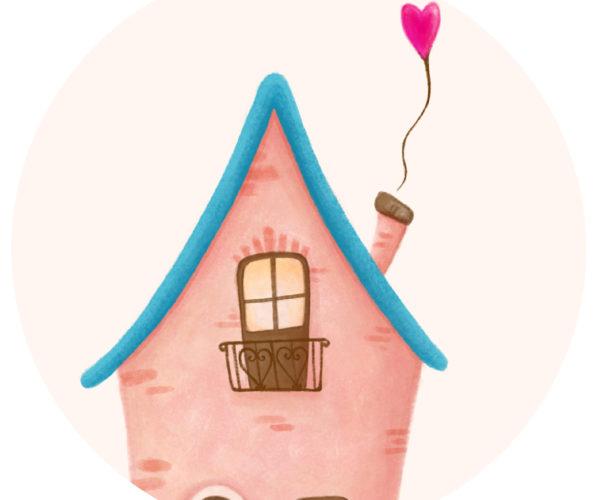 Dettaglio Stampa Sweet home