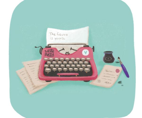 Stampa Macchina da scrivere