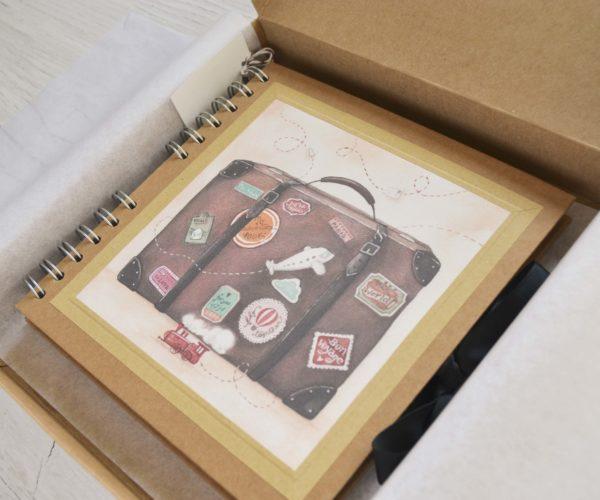 Box Travel Album