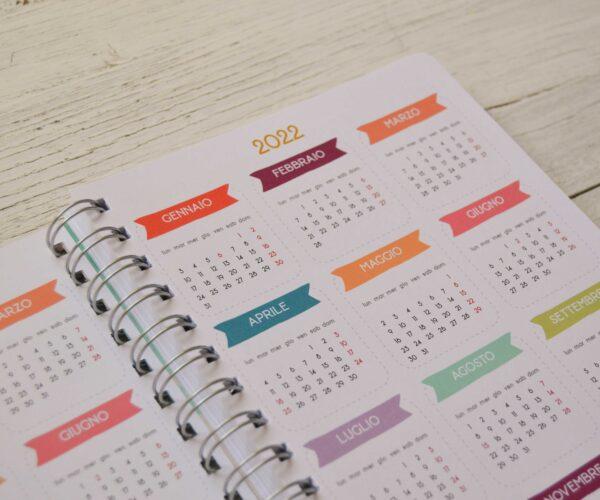Agenda 2021 calendari