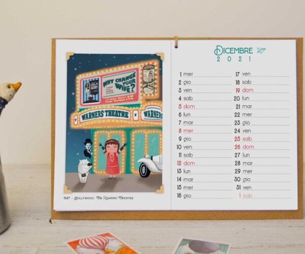 calendario time travel