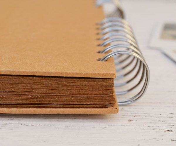 Kraft Photo album- Details