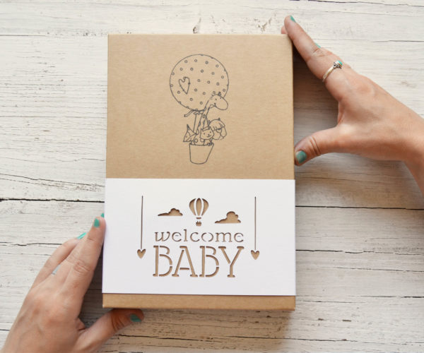 Gift Box Welcome baby