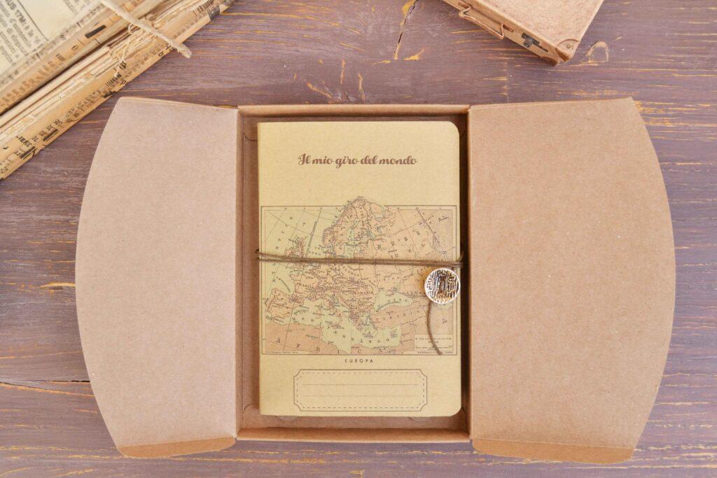 Box Travel Diary