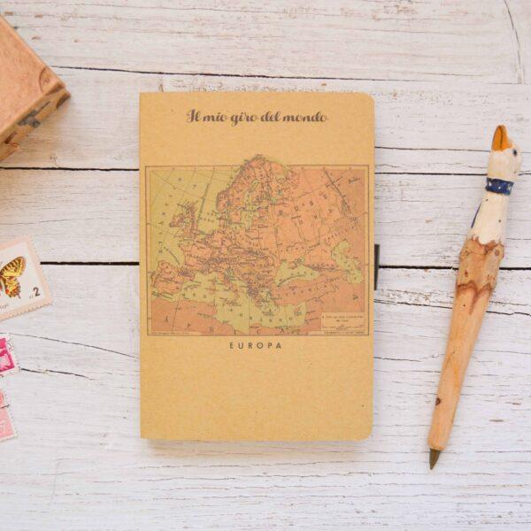 Travel Diary Europe