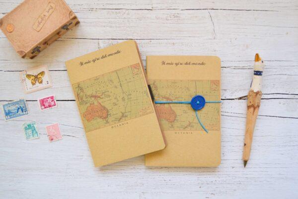Travel Diary Oceania