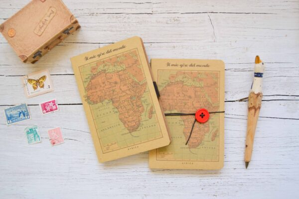 Travel Diary Africa