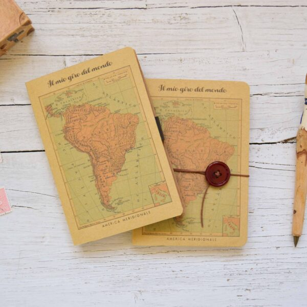 Travel Diary South America