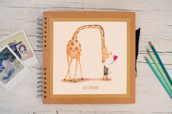 Photo album Love is everywhere