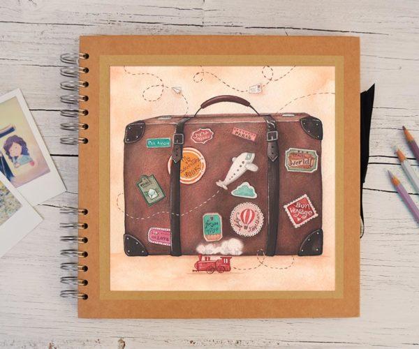 Photo album Suitcase