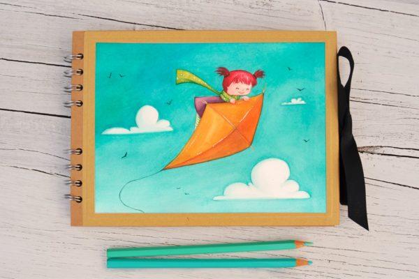 Photo album A5 Kite