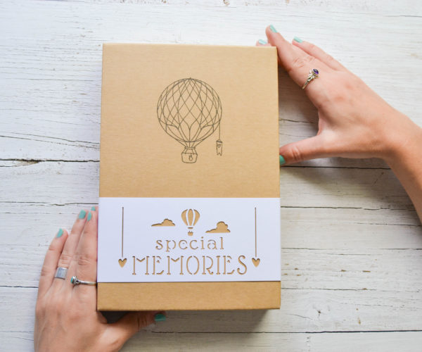 Gift box Special memories