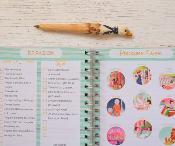 2021 Weekly planner diary