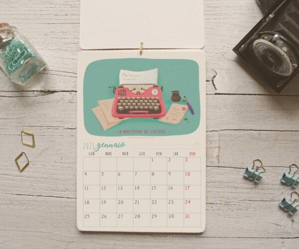 2021 Vintage Calendar